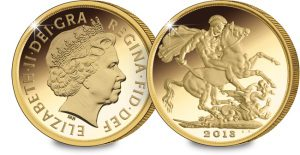 2013 gold sovereign 1 300x155 - 2013 Gold Sovereign