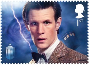 dr who matt smith 1st stamp 1 300x222 - Dr Who Matt Smith 1st stamp