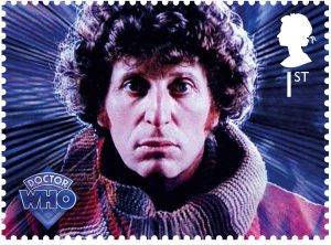 dr who tom baker 1st stamp1 1 300x222 - Dr Who Tom Baker 1st stamp