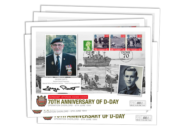 d day covers stacked 1 - d-day-covers-stacked