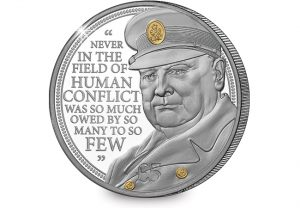 the winston churchill c2a35 proof coin 1 300x208 - The Winston Churchill £5 Proof Coin