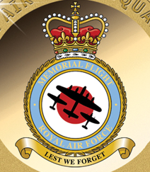 bbmf logo 1 - Battle of Britain Memorial Flight Squadron Logo