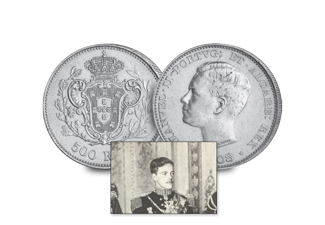3 king manuel ii of portugal and the algarves 1 - King Manuel II of Portugal