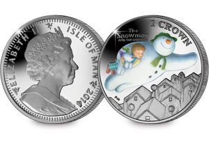 st snowman and snowdog christmas coin web images 1 300x208 - snowman and snowdog