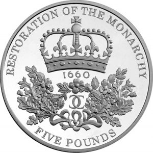 374f restoration of the monarchy c2a35 1 300x300 - 374F Restoration of the Monarchy £5