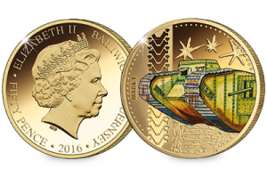 imagegen 1 300x208 - Mark I Tank Coin