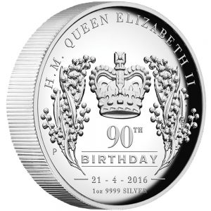 0 queenelizabethii 90thbirthday 1oz silver proof highrelief reverse 1 300x300 - 0-QueenElizabethII-90thBirthday-1oz-Silver-Proof-HighRelief-reverse
