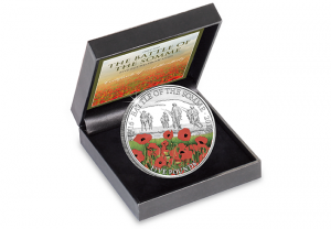 imagegen 1 300x208 - The Battle of the Somme £5 Proof Coin