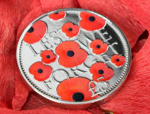 "st rbl 2016 poppy c2a35 for c2a35 coin facebook banner 5 blog 1 300x229 - The Official 2016 ""Lest We Forget"" £5 Poppy Coin"