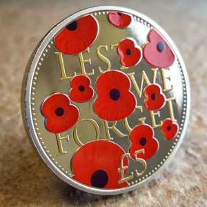 tumblr oe5zcze3el1v8cdgmo1 1280 1 300x300 - The 2016 'Lest We Forget' Proof £5 Poppy Coin