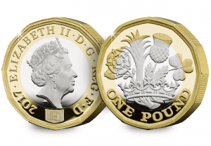 nations of the crown 1 pound silver proof obverse reverse 300x208 - The new 12-sided £1 Coin Silver Proof Edition