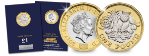 nations of the crown certified bu pack 300x114 - The Nations of the Crown 12-Sided £1 Coin CERTIFIED BU