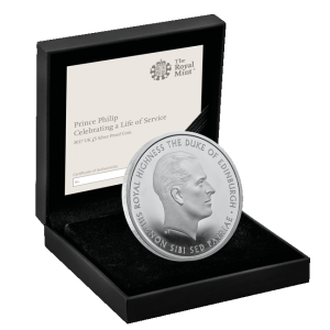 prince philip life of service 2017 uk c2a35 silver proof box 300x300 - Prince-Philip-life-of-service-2017-UK-£5-Silver-Proof-box