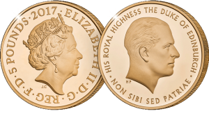 prince philip life of service gold c2a35 300x167 - Prince-Philip-life-of-service-gold-£5