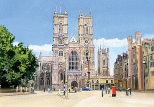 westminster abbey 300x208 - Westminster-Abbey