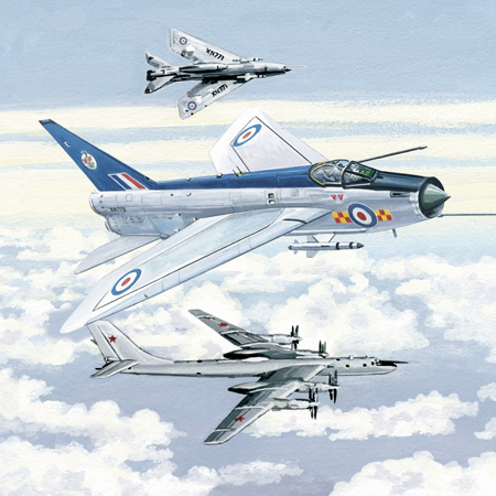 Lightning poll - Poll: Which scene best represents the Royal Air Force?