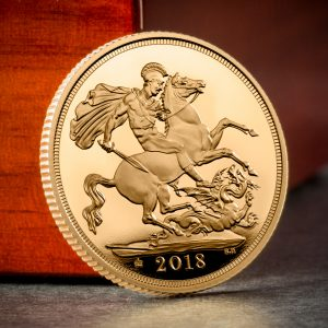 ST UK 2018 Gold Proof Sovereign Reverse Lifestyle Square 300x300 - Why you have just days to secure the new 2018 Gold Proof Sovereign