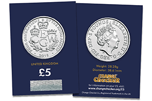 Four Generations of Royalty BU Pack 1 300x200 - New UK coin released celebrating the Four Generations of Royalty for first time ever