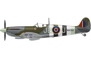 Spitfire 300x200 - Just released: The Official RAF Centenary Coin and the story behind the design…