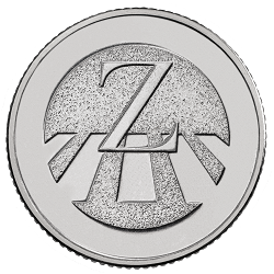 Z - Collect the A-Z of Quintessentially British 10p Coins