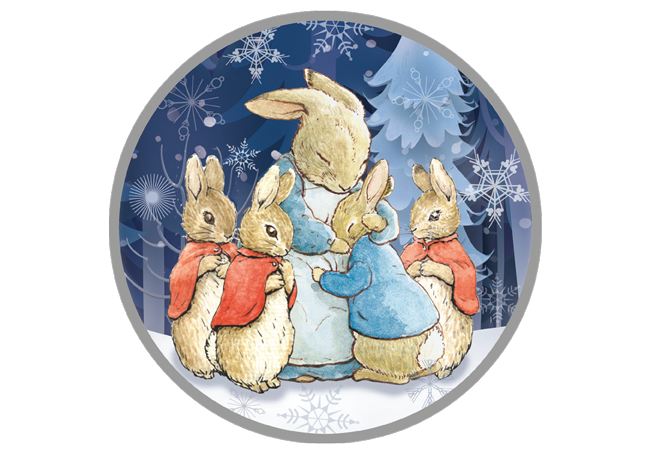 New Peter Rabbit Xmas Ingots 1 - Peter Rabbit Survey