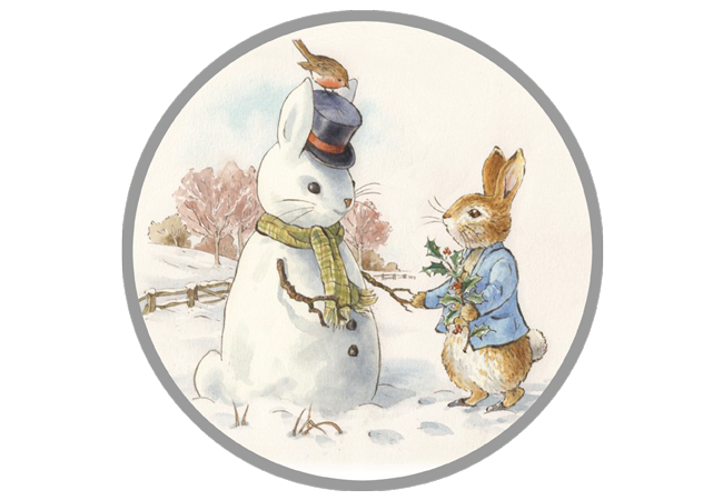 New Peter Rabbit Xmas Ingots 2 - Peter Rabbit Survey