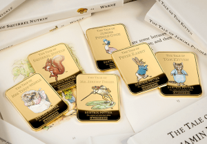 Peter Rabbit Gold Plated Ingot Collection All 1 300x208 - Peter Rabbit Survey