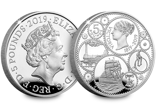 2019 Base Metal Proof Set Victoria - First Look: The Royal Mint UK 2019 Commemorative Coins