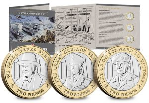 D Day 75th Leaders IOM CuNi BU Two Pounds Three Coin Set 300x208 - D-Day-75th-Leaders-IOM-CuNi-BU-Two-Pounds-Three-Coin-Set
