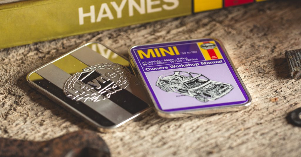 DN Haynes ingot set facebook banner2 1024x536 - FIRST EVER: Haynes Manual Collector Ingots just revealed