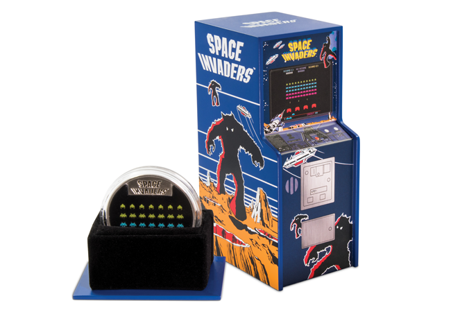 Space Invaders Packaging - The video we just can't stop watching!