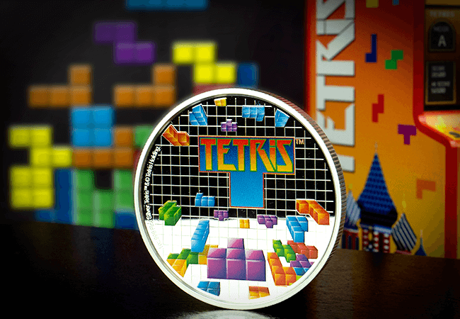 Tetris Lifestyle Shot - The video we just can't stop watching!