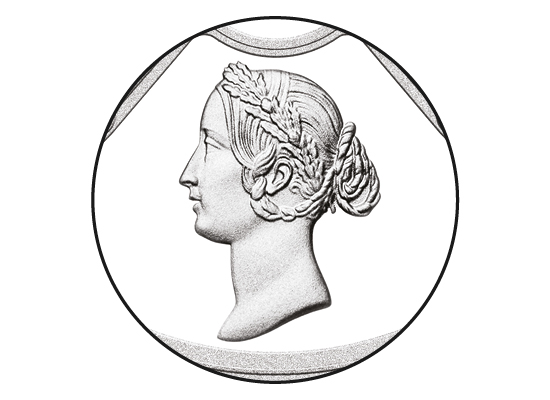 Perth Mint portait - From youthful queen to graceful empress - discover the five faces of Queen Victoria