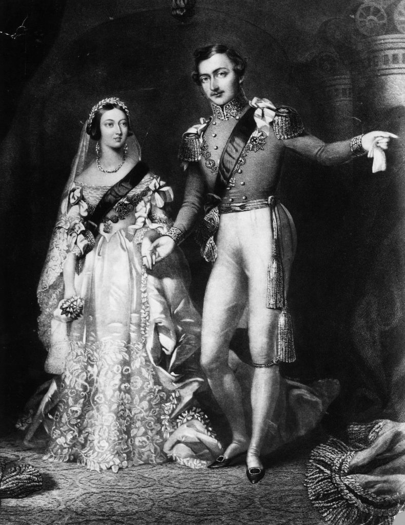 Wedding of Queen Victoria and Prince Albert 789x1024 - Seven things you probably didn't know about Queen Victoria