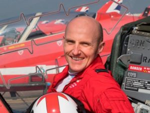 Red Arrows June 2019 151 1 300x225 - As we unveil the brand new Official Red Arrows North American Tour Medal, Red 5 reveals what it takes to become a Red Arrows pilot…