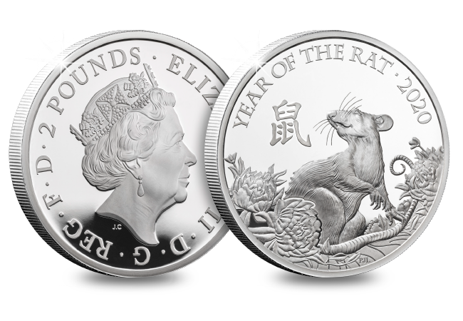 DY Year of the Rat Silver 1oz coin product page images 3 - What do a dragon, tiger and rat all have in common?