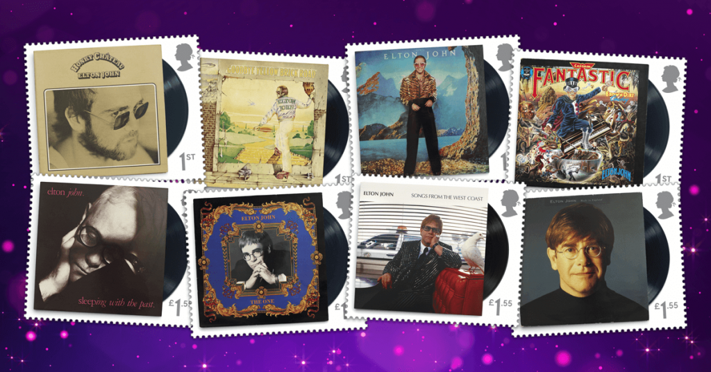 AT Elton John Stamp Social Images Facebook 2 1 1024x536 - FIRST LOOK: NEW Elton John Stamps announced today