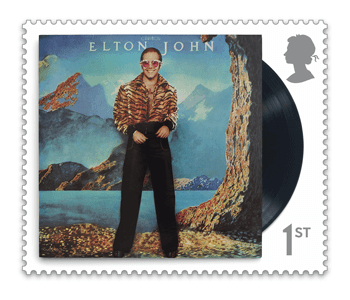 Caribou - FIRST LOOK: NEW Elton John Stamps announced today