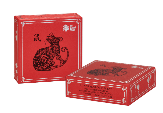 DY Year of the Rat Silver 1oz coin product page images 4 - What do a dragon, tiger and rat all have in common?
