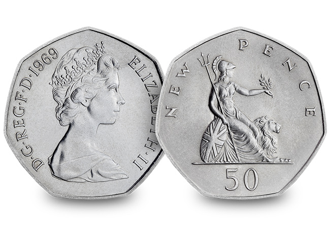 50th Anniversary of the 50p Coin Pair 1969 - The fascinating history of the 'Ten Bob' banknote…