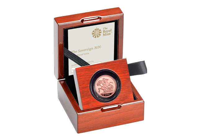 DY 2020 Gold Sovereign Product Page images 4 - Why you have just days to secure the new 2020 Gold Proof Sovereign