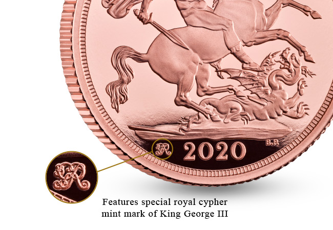 DY 2020 Gold Sovereign Product Page images 6 - Why you have just days to secure the new 2020 Gold Proof Sovereign