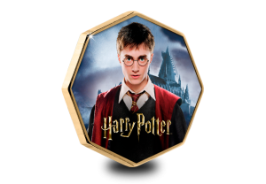 Harry Potter Hexagonal Medal Harry Potter Front 300x208 - Harry-Potter-Hexagonal-Medal-Harry-Potter-Front