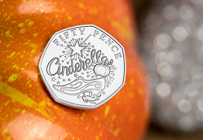 LS Guernsey Pantomime BU 50p Cinderella Lifestyle - Curtains Up! FIVE Brand New Christmas Panto 50p Coins revealed...
