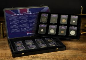 LS UK Stories of British Coins Collection Box Lifestyle 300x208 - Unboxing over 200 years of British coin history