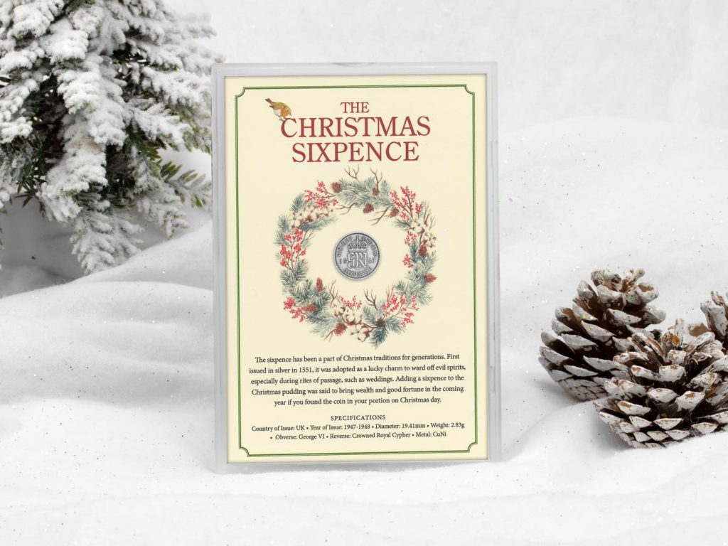 Christmas Sixpence Frame lifestyle Copy 1024x768 - Our top festive collector picks this Christmas...