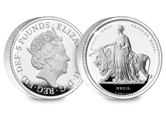 Una the Lion product images 1 - The blend of fact and fiction that resulted in the world's most beautiful coin