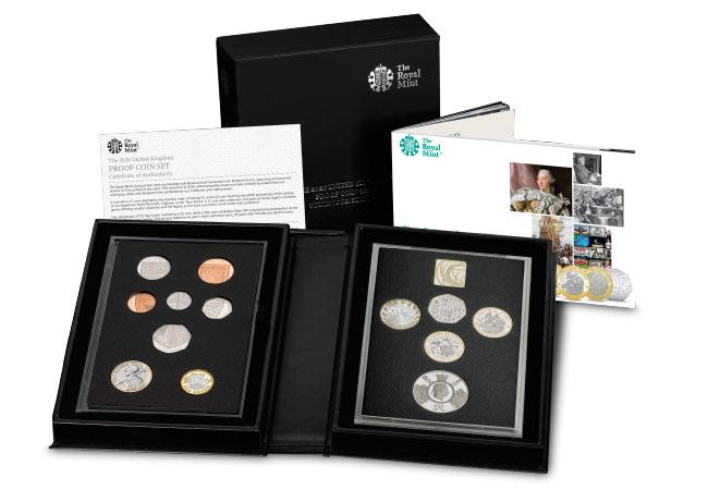 Blog image 3 - FIRST LOOK! Brand new UK commemorative coins released for 2020