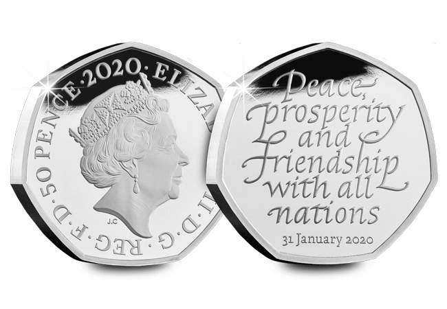 CL Brexit 50p Web images 11 - The most anticipated coin of the decade – the official UK Brexit 50p