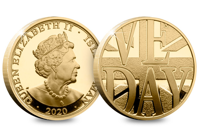 LS VE Day Sovereign 2020 both sides - When all three elements of a coin are right, you can't go wrong…